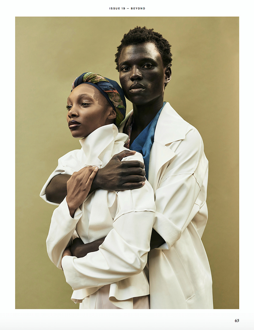 Son los Sursudaneses las personas con la piel más oscura del mundo? Descar11