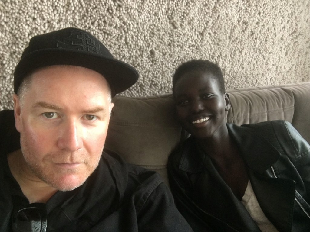Son los Sursudaneses las personas con la piel más oscura del mundo? Joseph10
