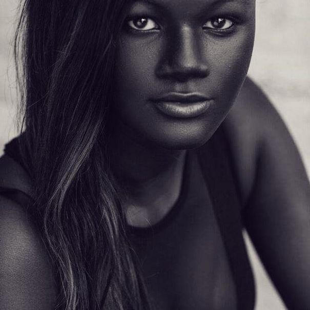 Son los Sursudaneses las personas con la piel más oscura del mundo? Melani10