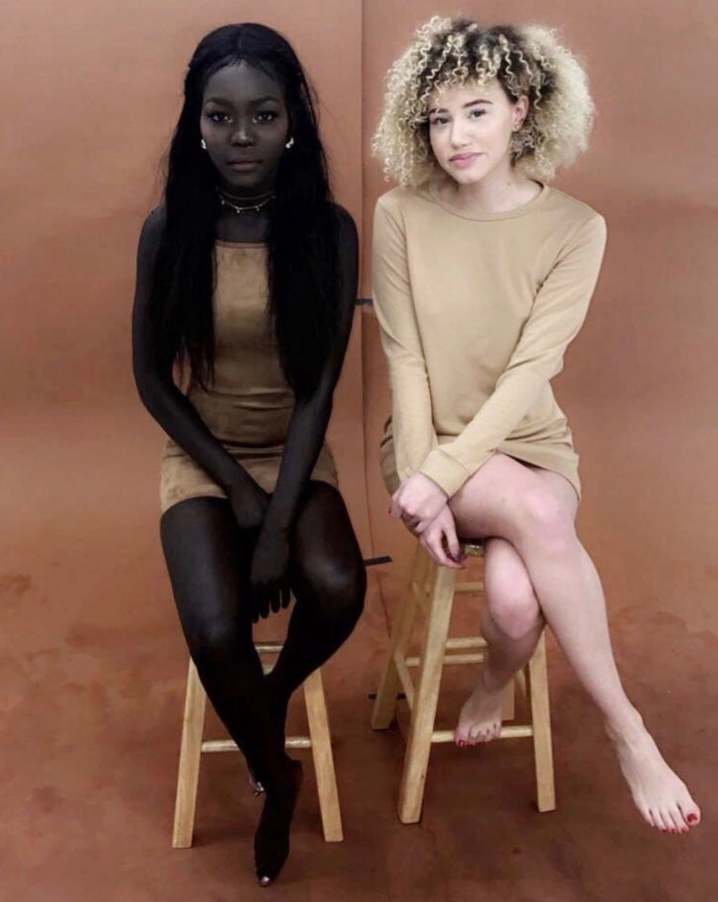 Son los Sursudaneses las personas con la piel más oscura del mundo? Nyakim13