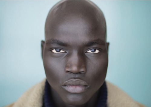 Piel - Son los Sursudaneses las personas con la piel más oscura del mundo? Tumblr10