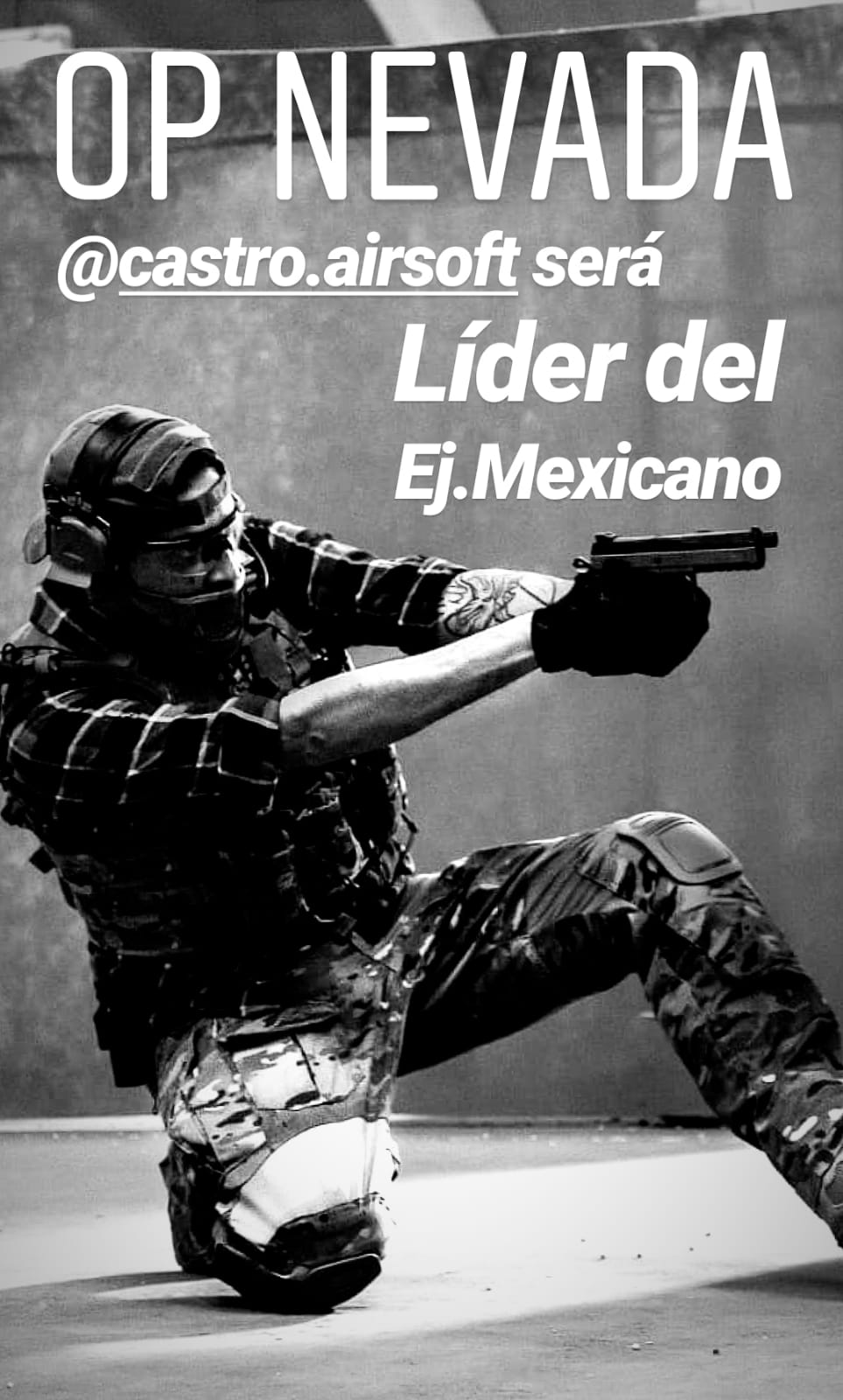 Narcos Domingo 12 Mayo 2019 By Nukemairsoft & eriheriar.airsoft Castro10