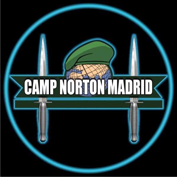 Curso de Patrullaje en Camp Norton Sábado 2 Marzo 2019 Logo_p10