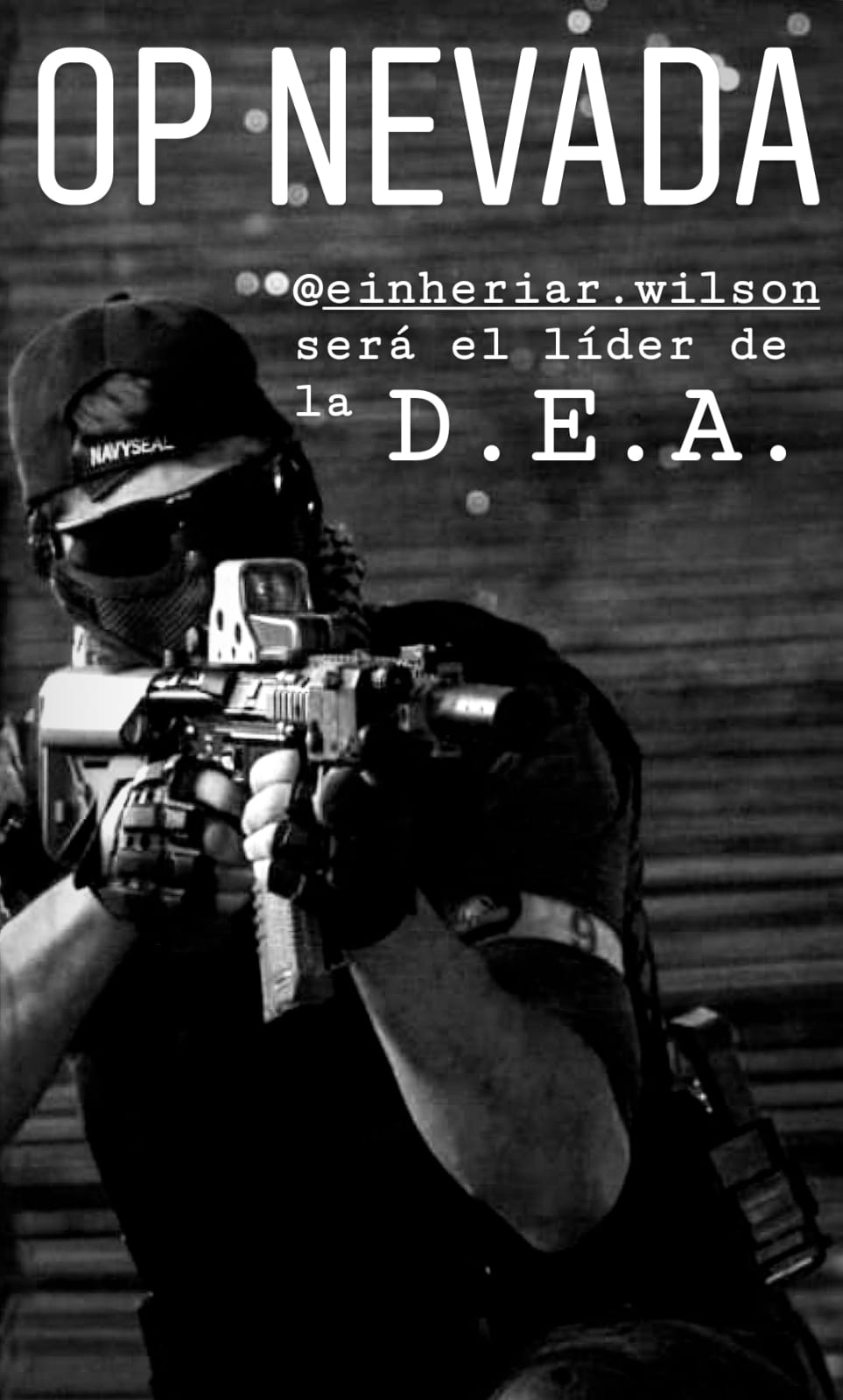 Narcos Domingo 12 Mayo 2019 By Nukemairsoft & eriheriar.airsoft Wilson11
