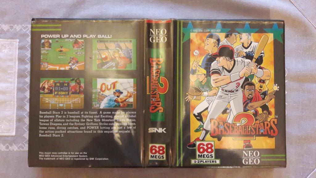 Baseball Stars 2 Aes et Adaptateur phantom 1  02410