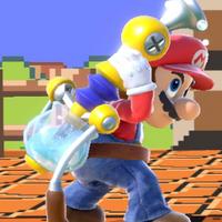 01 - Mario moves Down_b10