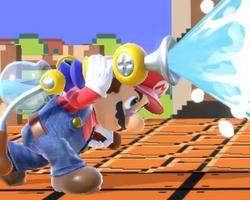 01 - Mario moves Down_b11