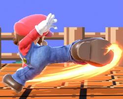 01 - Mario moves Forwar10