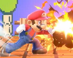 01 - Mario moves Forwar11