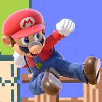 01 - Mario moves Nair10
