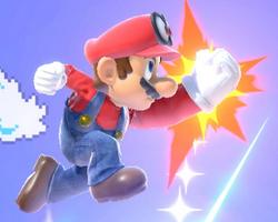 01 - Mario moves Up_b10
