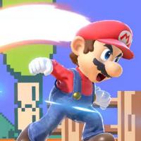 01 - Mario moves Up_sma10