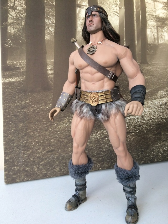 Conan the Barbarian Set A by Mr Toys (MT2018-02) review - Page 2 78759910