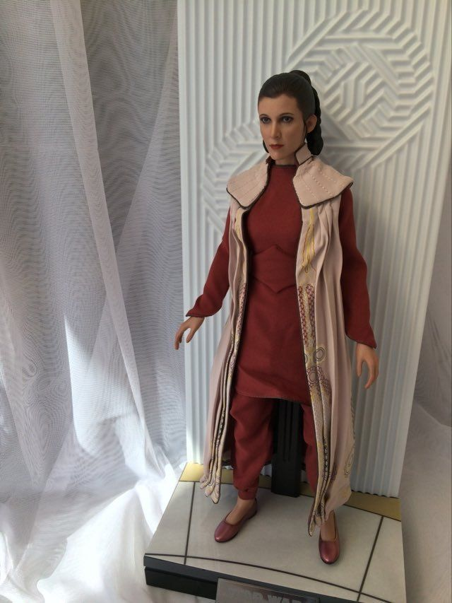 STAR WARS Hot Toys Princess Leia (Bespin) (updated with Part II: Kitbash Potential) 93972310