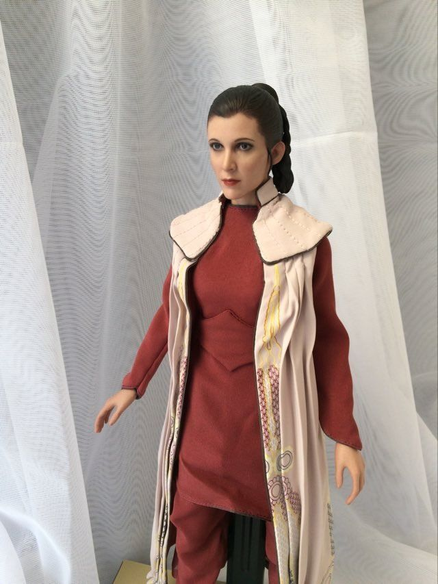 STAR WARS Hot Toys Princess Leia (Bespin) (updated with Part II: Kitbash Potential) 94253010