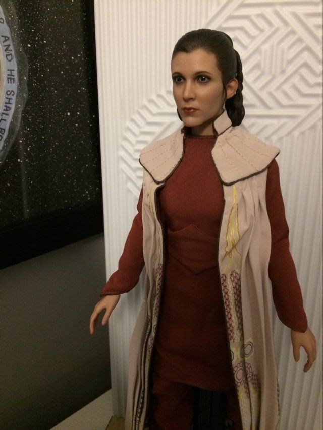 STAR WARS Hot Toys Princess Leia (Bespin) (updated with Part II: Kitbash Potential) 94518110