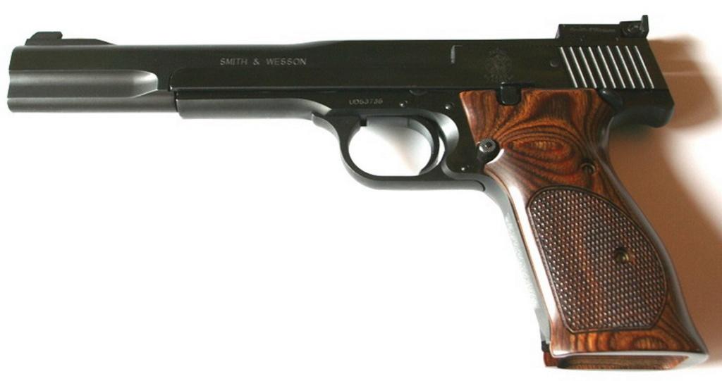 vos avis sur Smith & Wesson M 41 et pistolets comparables - Page 3 Sw_mod10