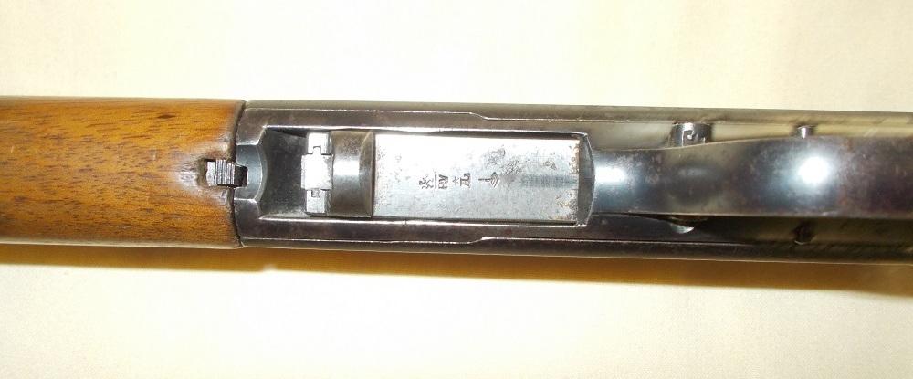 tube magasin 22 LR Bowning 1903 Browni15