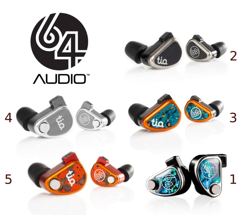 64 Audio 64a13