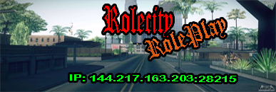 RoleCity Roleplay [S1]