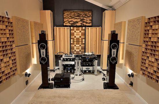 Full Frequency Wood Acoustic Diffuser QUADRATUM SQUARE 25 (NEW) 096d3c19