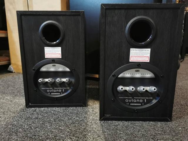 Mordaunt-Short Aviano 1 Bookshelf Speaker (Used) 19874810