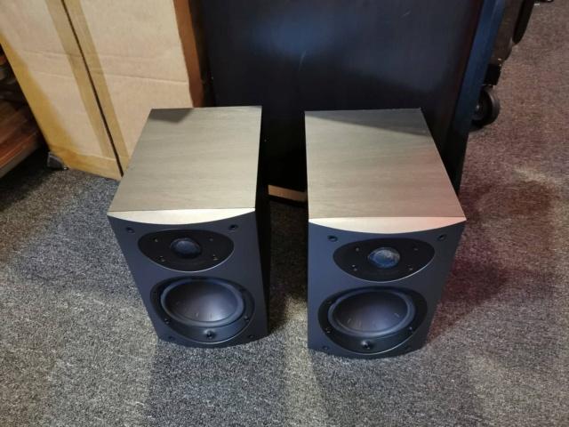Mordaunt-Short Aviano 1 Bookshelf Speaker (Used) 19886310