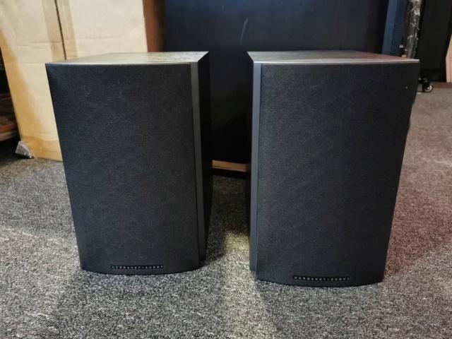 Mordaunt-Short Aviano 1 Bookshelf Speaker (Used) 19937710