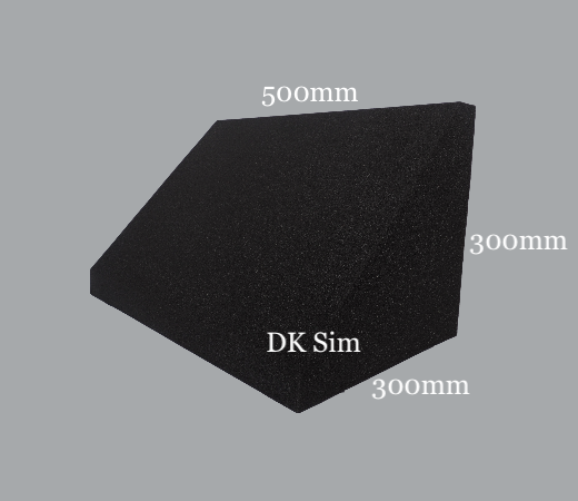 Acoustic Foam BASS TRAP FLAT (NEW) Bt_fla11