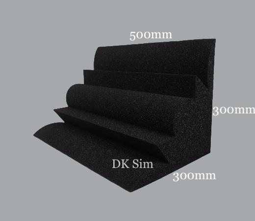 Acoustic Foam BASS TRAP ROUND (NEW)  Bt_rou11