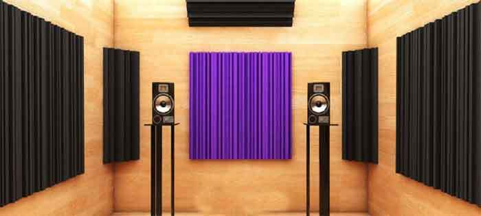 Acoustic Foam BASS TRAP HEXAGON (NEW) Do-foa12