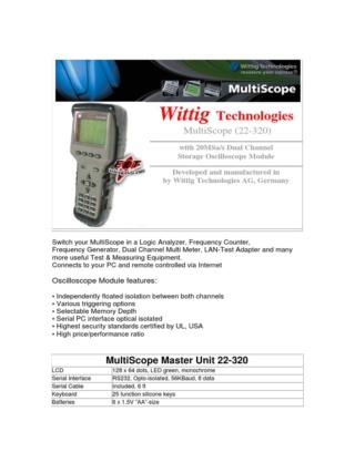 Multiscope 22-320&22-321 (SOLD) Img_3816