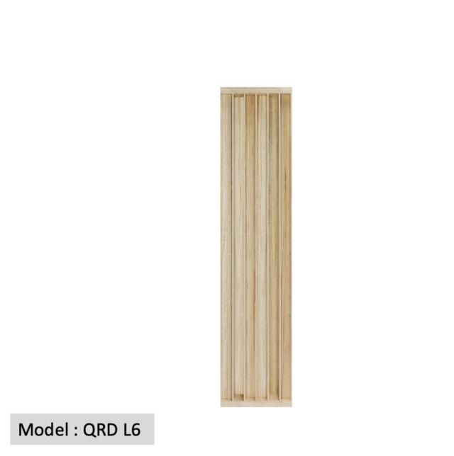 Full Frequency Wood Acoustic Diffuser QRD L6 (New) Qrd_l610