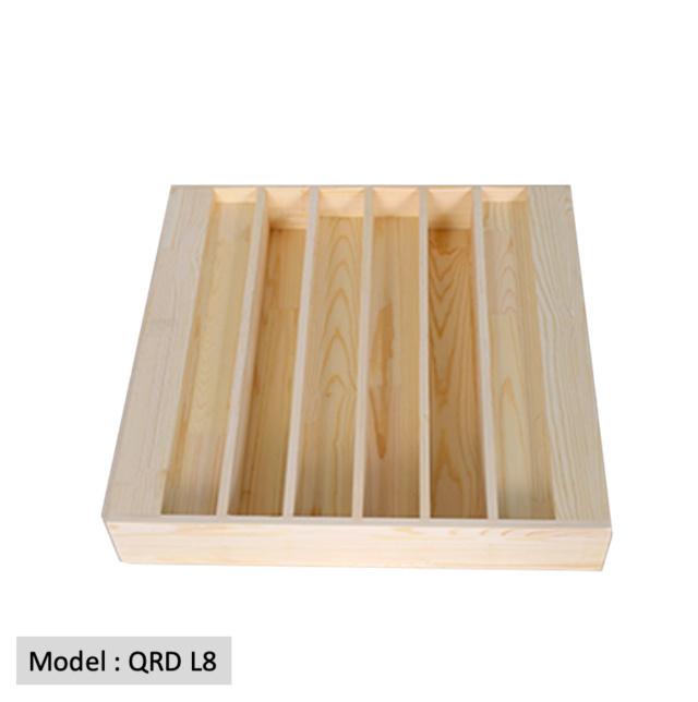 Full Frequency Wood Acoustic Diffuser QRD L8 (New) Qrd_l810
