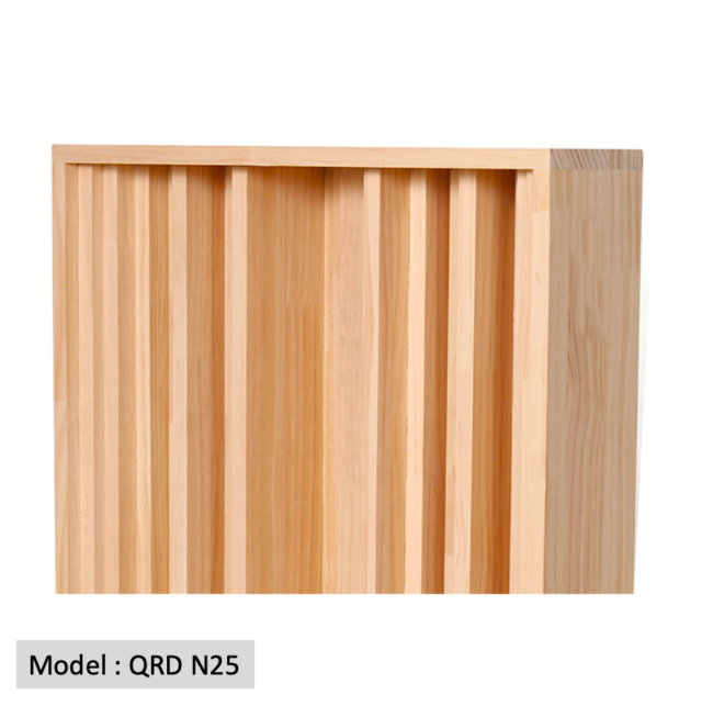 Full Frequency Wood Acoustic Diffuser QRD N25 120-30 (New) Qrd_n212
