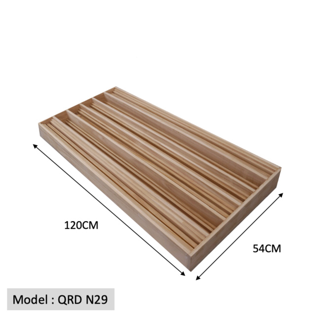Full Frequency Wood Acoustic Diffuser QRD N29 120-54 (New) Qrd_n216