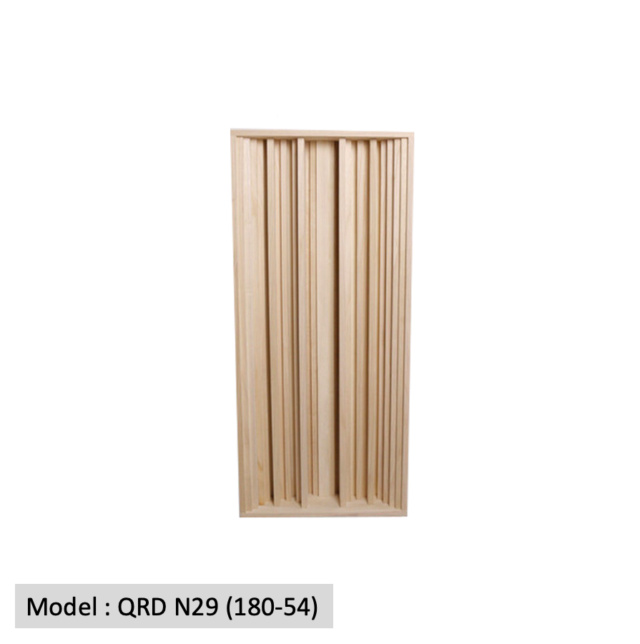 Full Frequency Wood Acoustic Diffuser QRD N29 180-54 (New) Qrd_n218