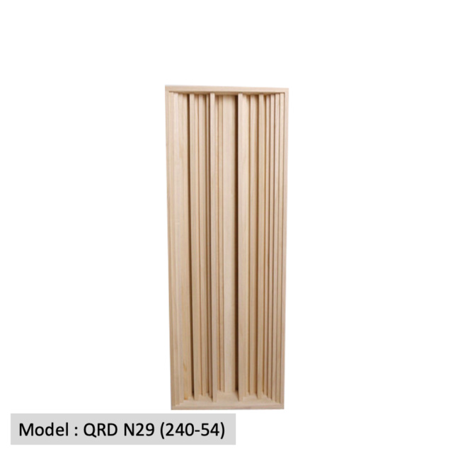 Full Frequency Wood Acoustic Diffuser QRD N29 240-54 (New) Qrd_n221