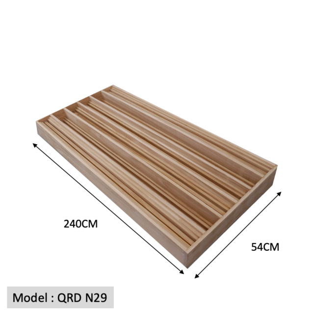 Full Frequency Wood Acoustic Diffuser QRD N29 240-54 (New) Qrd_n222