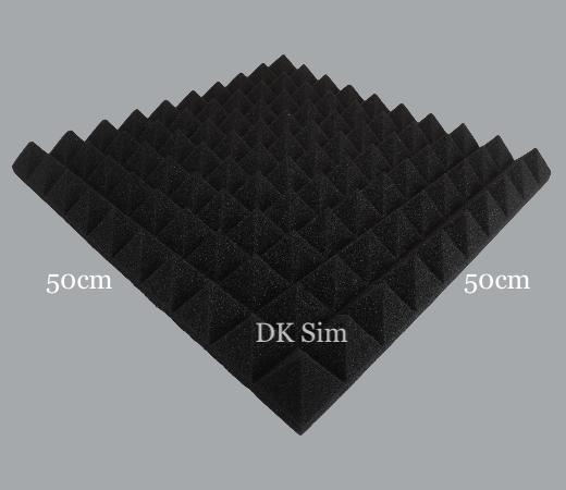 Acoustic Foam SMALL PYRAMID (NEW) Small_11