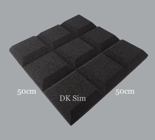 Acoustic Foam DIAMOND (NEW) Square11