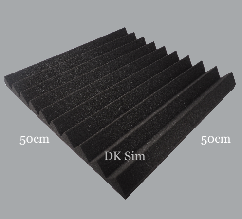 Acoustic Foam WEDGES (NEW) Wedges11