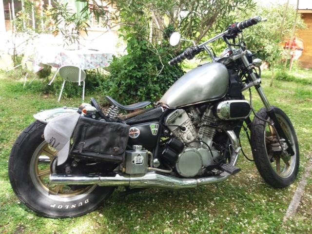 Bobber 750 VN Bob511