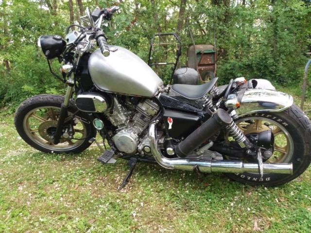 Bobber 750 VN Bob611