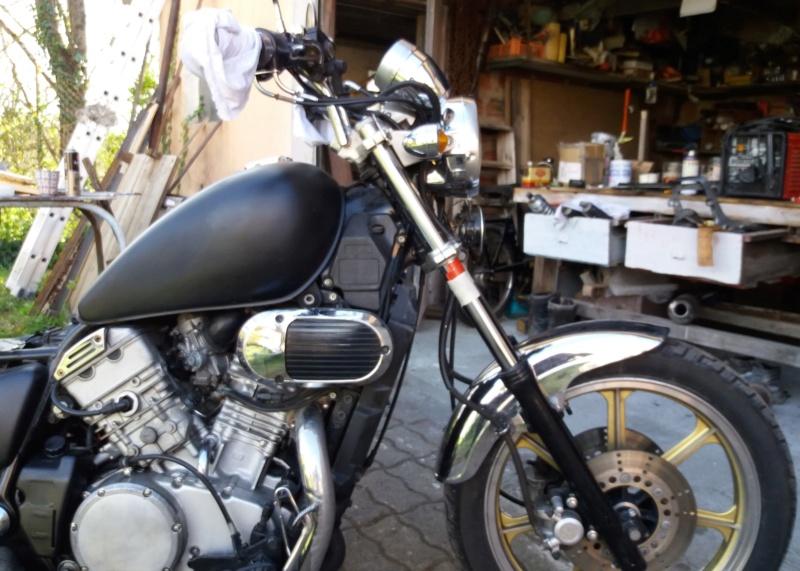 Bobber 750 VN Chasse10