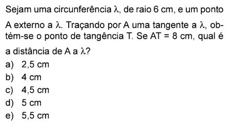 Relações métricas na circunferência Screen13