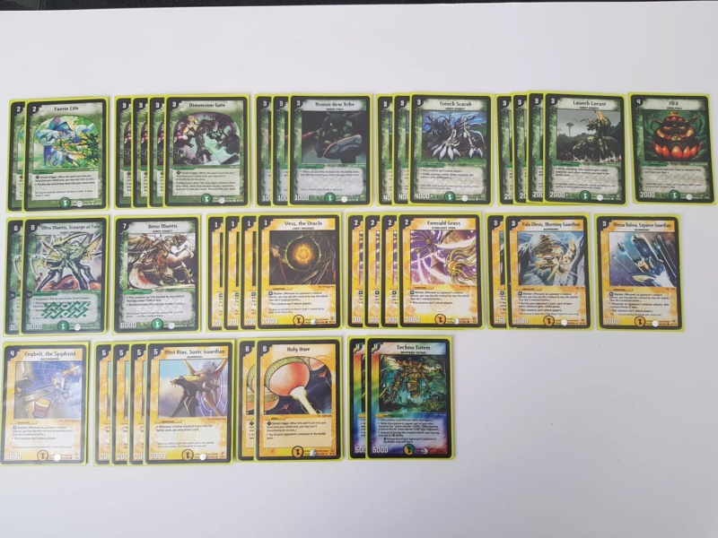 [TCG] Giant Insect L/N (Control) 59684710