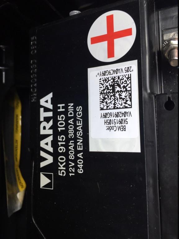 Comment accéder à la batterie auxilliaire sous siège conducteur? Image110