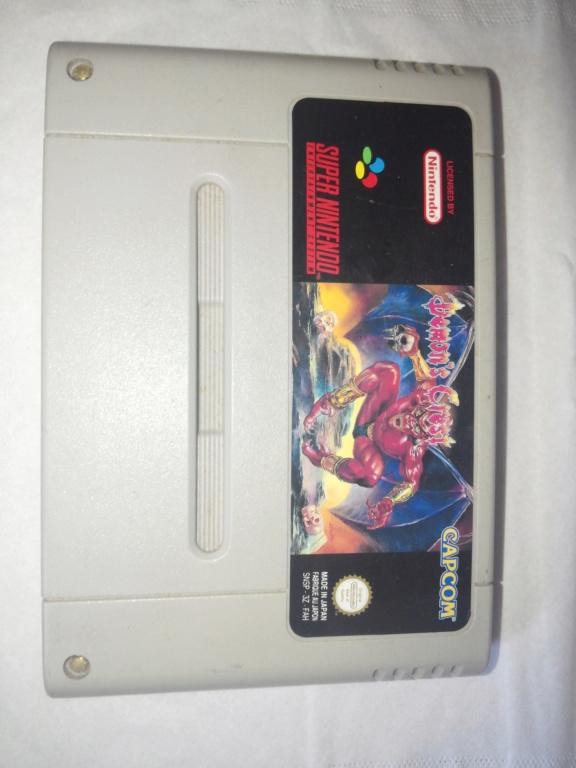 [Estim] Demon's Crest Super Nintendo Cam00010