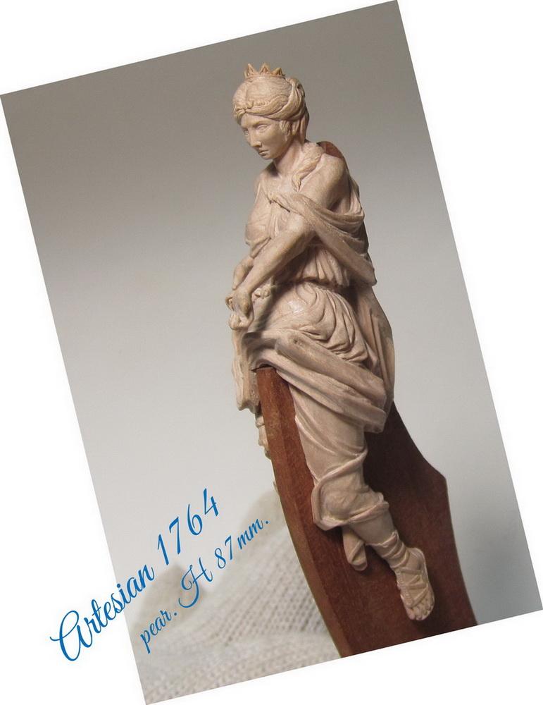 Fabrication de sculptures et décoration en bois pour voiliers. 3_foto11